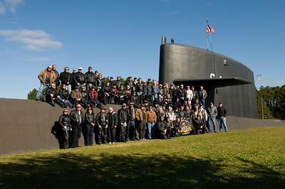 Nov 22, 2008 USS Wyoming Ride
