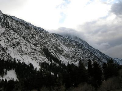 Salt Lake City, Utah - March 2008