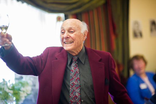 Bill's 95th Birthday