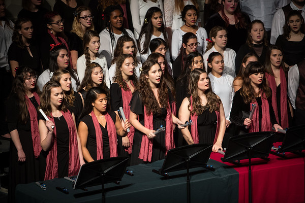 Analy Winter Choir Concert 2016