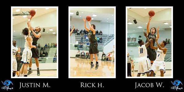Kossuth High vs. Booneville High