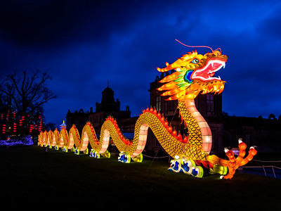 Longleat- Festival of Light