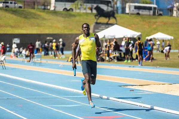 JCSU Track Invitational 2014