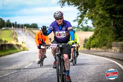 Pedal for Scotland 2019