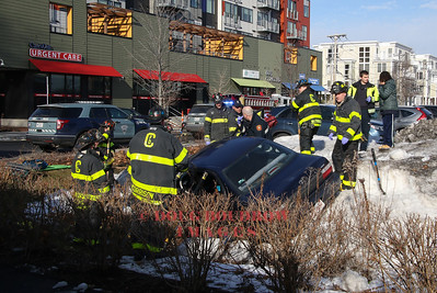 Cambridge, MA - MVA, Alewife Brook Parkway and Concord Ave