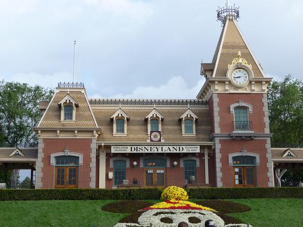 Disneyland, CA (March 2009)