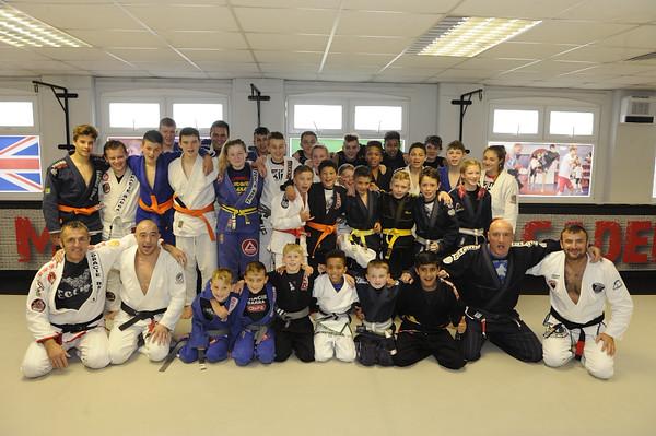 Elite Squad Training - Kids BJJ UK 20141012