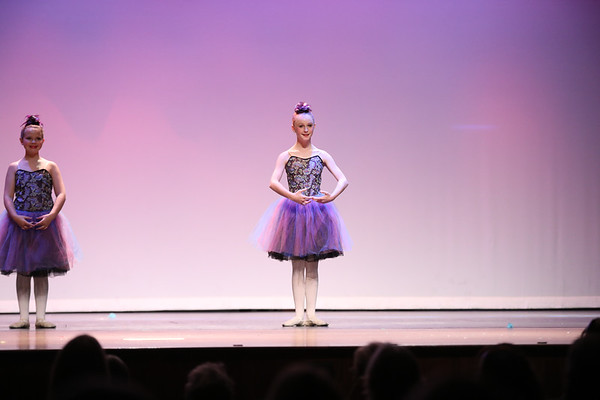 Ballet B and C Willie Wonka