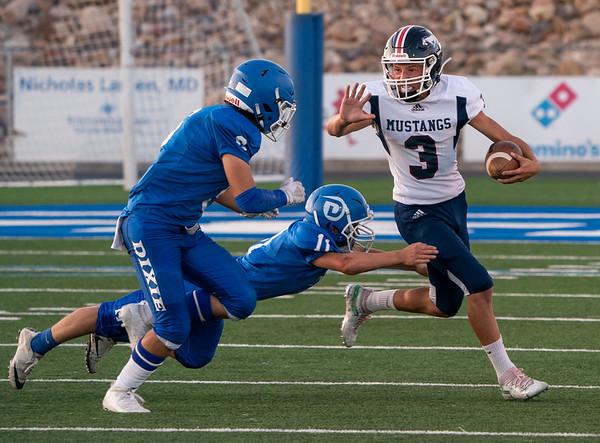 2019 CCHS Frosh vs Dixie 9/19 Highlights