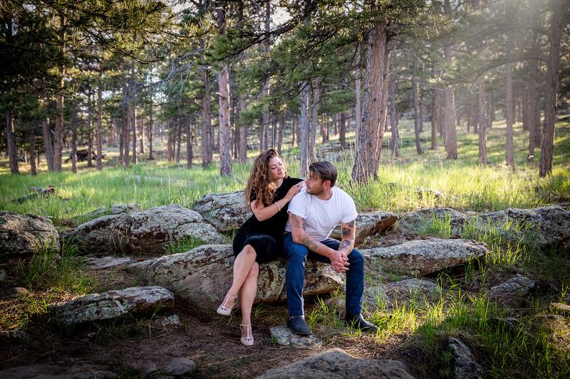 Hailey + Josh Engagement
