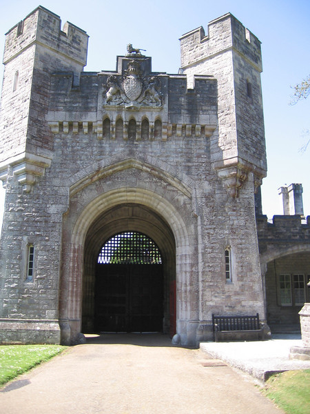 Gate, Arundel Castle