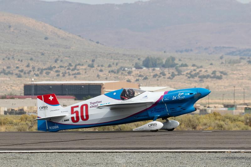 ScarletScreamer, Race 50