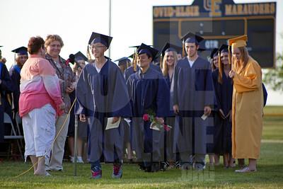 Ovid-Elsie High School Graduation 2016 (Gallery 2 of 2)
