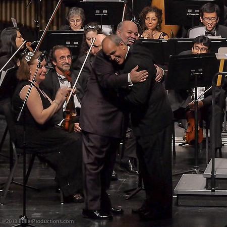 Houston Latin American Philharmonic Orchestra - Sept 2013