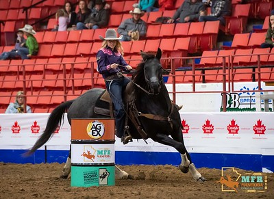18MFR Jr Barrel Racing