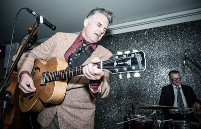 Jake Calypso & The Red Hot, Welsh Rockabilly 2018