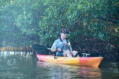 Sunset Kayak Tour - Grevers, Popvich & Whittaker