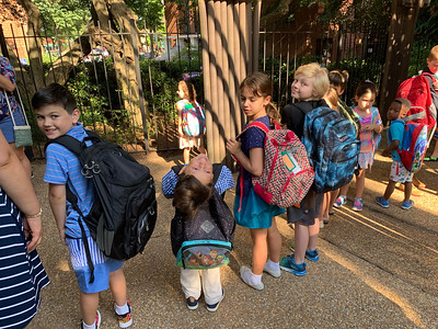 Blessing of the Backpacks | August 18, 2019