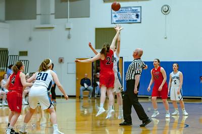 HS Sports - McFarland Girls Basketball - Feb 20, 2018