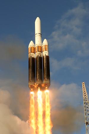 First Delta 4 Heavy Launch Cape Canaveral, Fl. Dec. 21, 2004