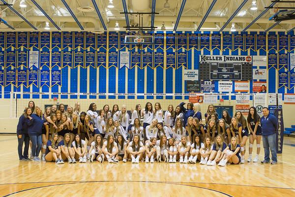 Keller Volleyball 2019