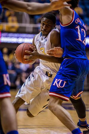 30576_ WVU Men's Basketball vs. Kansas