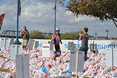 Ironman Arizona 2011- Run1