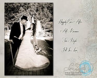 Logan & Joyce's Wedding