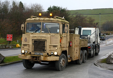 When all else fails - Heavy recovery vehicles