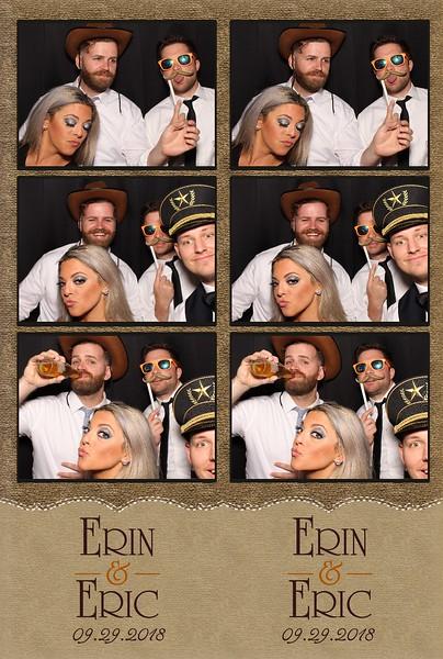 Erin & Eric's Wedding (09/29/18)