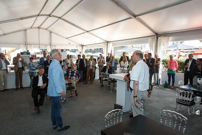KvK bijeenkomst in VIP ruimte (05-07-2013)
