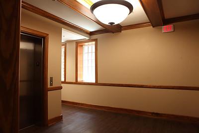 2015 Newton Hall and Garden Renovations