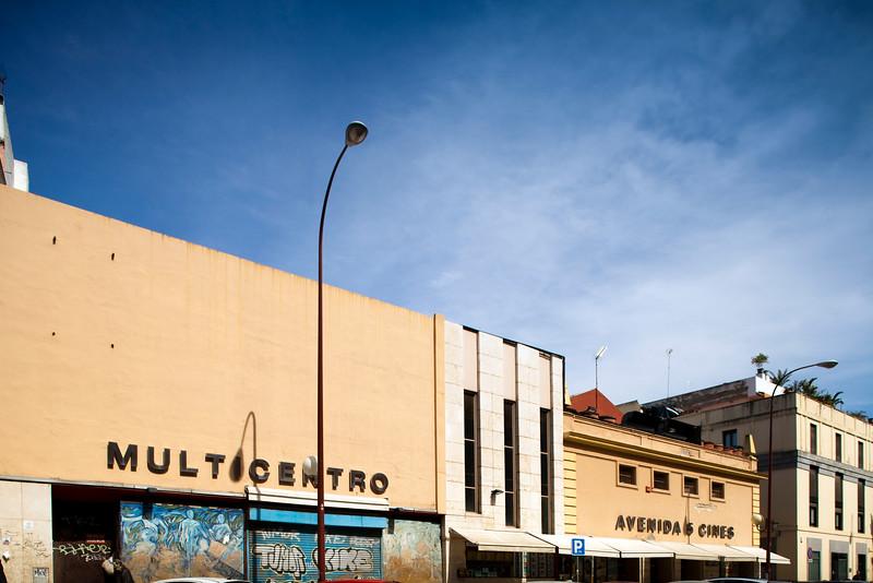 Avenida Cinema Theater, Seville, Spain