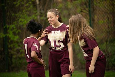 Middle School Girls Soccer 2019