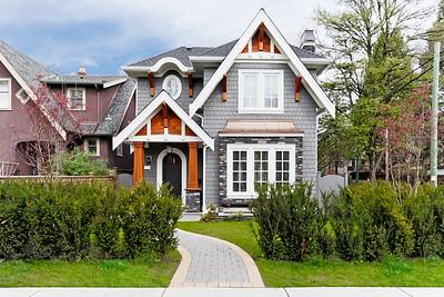 West 12th Avenue Vancouver