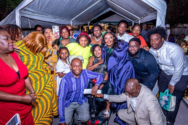 Bindu Kamara's 60th Birthday Party