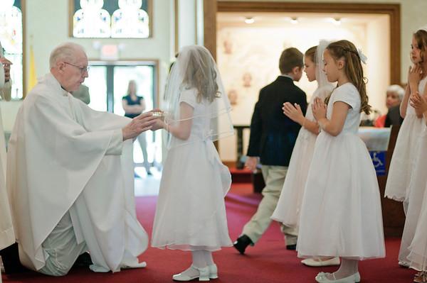 2011-05-22 First Communion