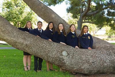 2020-2021 Sonora Officer Team