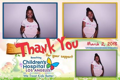 Children's Hospital LA Fundraiser