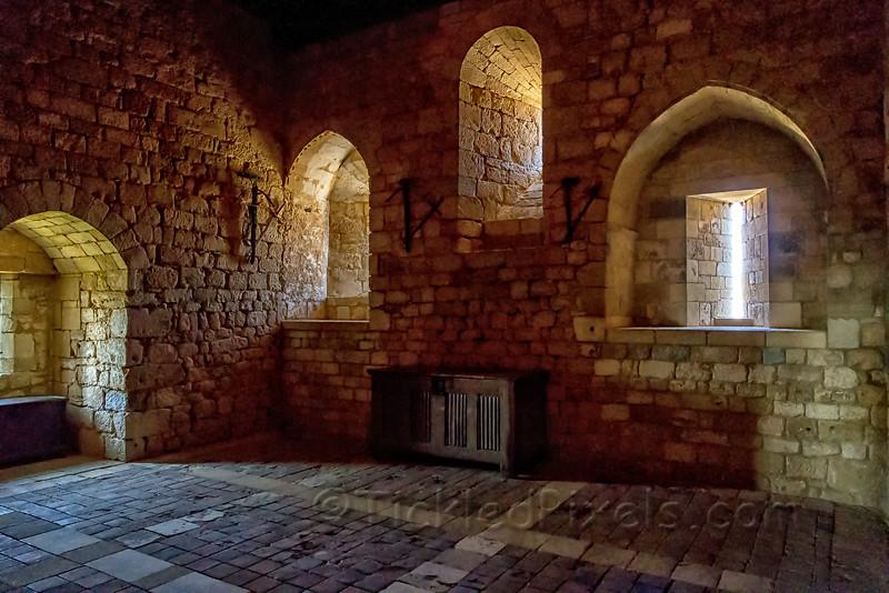 Interior - Château de Beynac