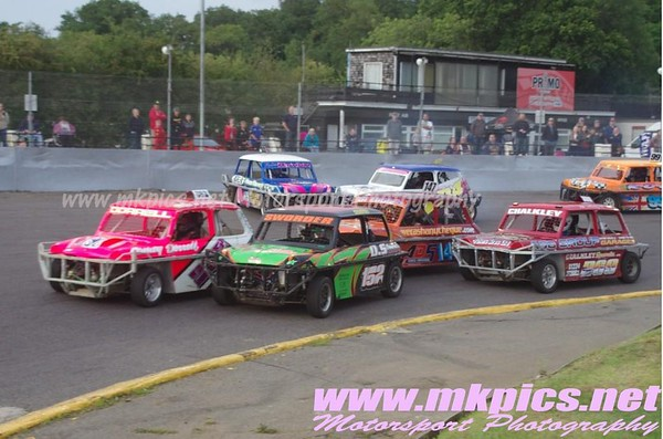 National Ministox, Northampton, 29 August 2015