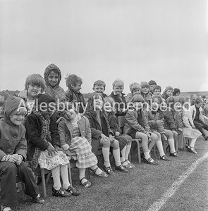 Abbey County Infant School sports, July 1978