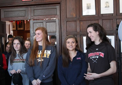 Division I Athletic Signings - Maddie, Kristina, Sammy and Claire