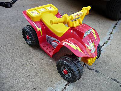 Child's 4x4 in great condition.  Missing charger.  $20