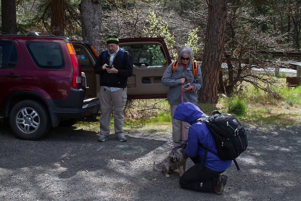 2015-04-11 Bear Canyon Trail
