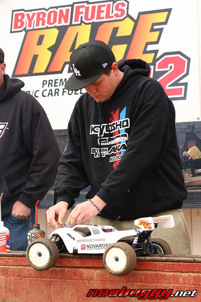 2010 Dirt Nitro Challenge - Truck Mains