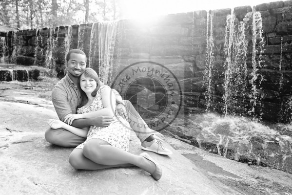 Ashleigh and Austin Engagement