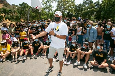 Gil Basketball Academy Anniversary 8-28-21