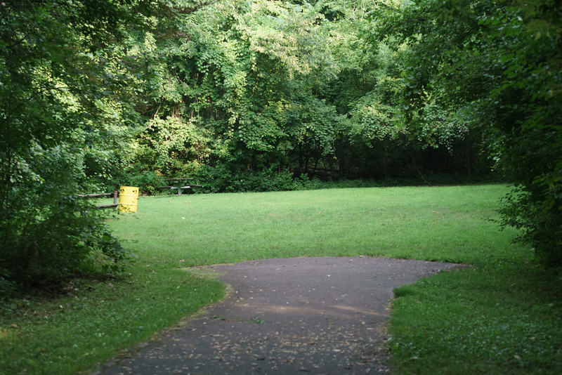 Trail at North Bay Park
