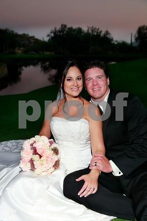 Jenn and Doug October 25,  2014